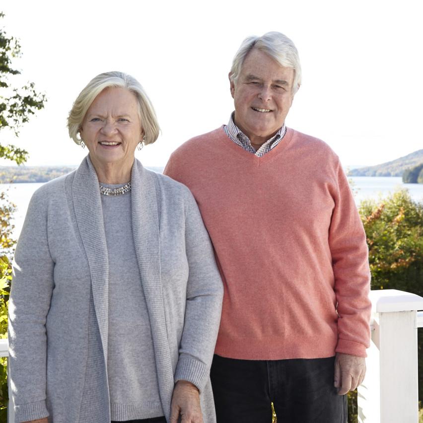 Kathryn & Steve Stafford, owners of Hove