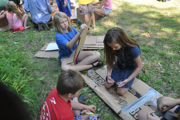 Cardboard boat-building challenge..jpg