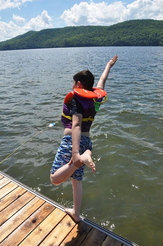 Camp life, summer 2020 - La vie au camp, été 2020