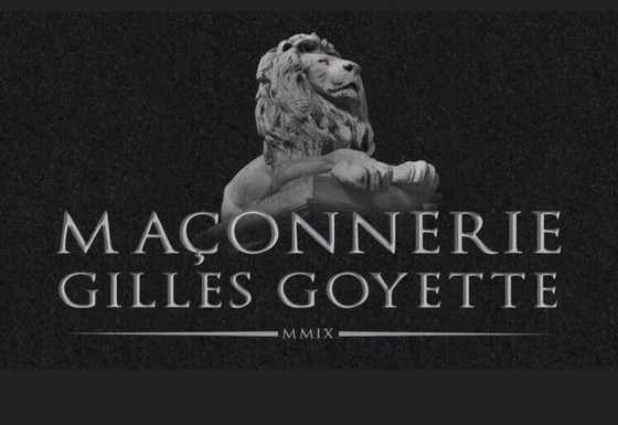 Maçonnerie Gilles Goyette is first business to support the Quebec Lodge Ongoing Monthly Donor Campai