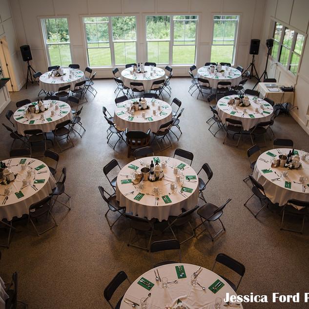 Lodge Interior - Wedding