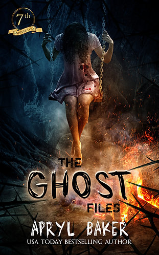 The Ghost Files 7Year Anniversary Edition