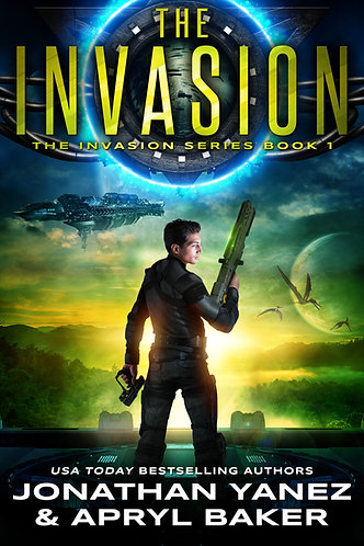 INVASION (THE INVASION SERIES #1)