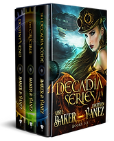 DeCadia Series Boxset