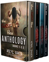 The Ghost Files Boxset (Volumes 1-3.5)