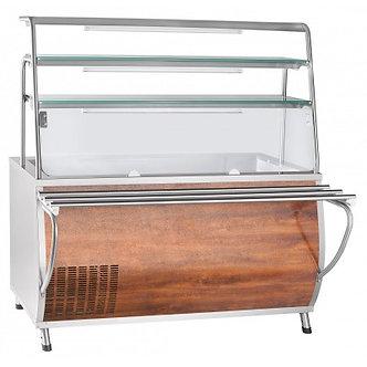 Прилавок холодильный Abat ПВВ(Н)-70Т-01