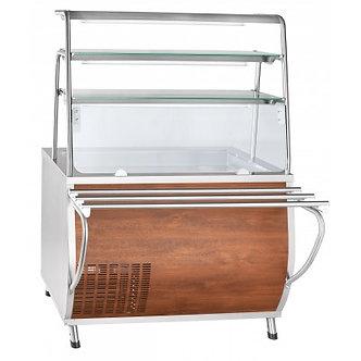 Прилавок холодильный Abat ПВВ(Н)-70Т