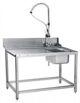 СПМП-7-4 с душем (для посудомоечных машин МПТ-1700 и МПТ-1700-01)