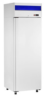 Шкаф холодильный Abat ШХ-0,5 краш. ВЕРХНИЙ АГРЕГАТ