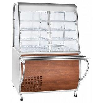 Прилавок-витрина холодильный Abat ПВВ(Н)-70Т-С