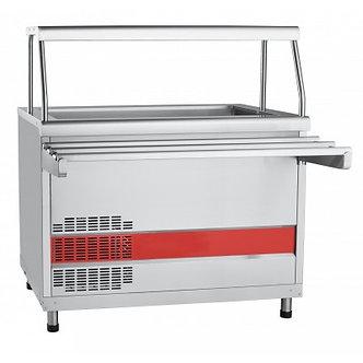 Прилавок холодильный Abat ПВВ(Н)-70КМ-02-НШ