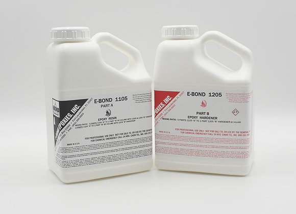 E-Bond 1105A/1205B System Marine Epoxy- 6 gallon kit