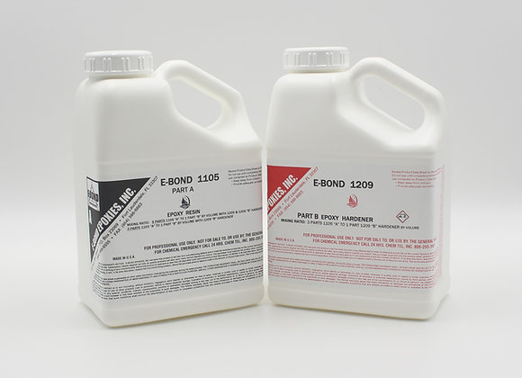E-Bond 1105A/1209B System Marine Epoxy - 4 gallon kit