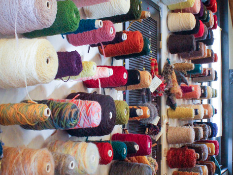 Japan: My little piece of Yarn Heaven