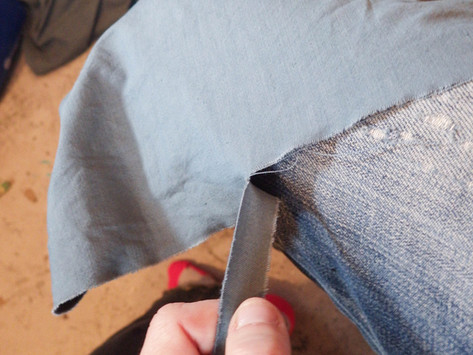 Making and loving rag rugs