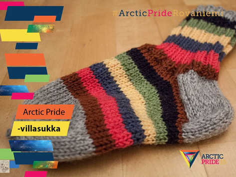 Arctic Pride - the villasukka!