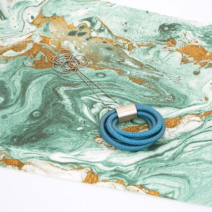 Orly Pendant Turquoise