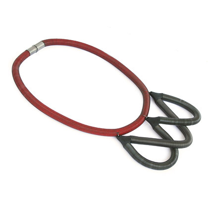 Danny Necklace Red