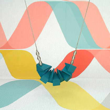 Dina Necklace Turquoise