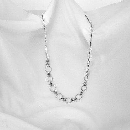 Myla Necklace Silver