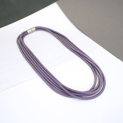 Orly Necklace Purple