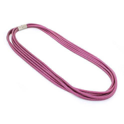 Orly Necklace Fushia