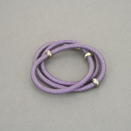 Polly Necklace Purple