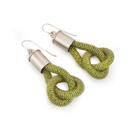 Anna Earrings Forest