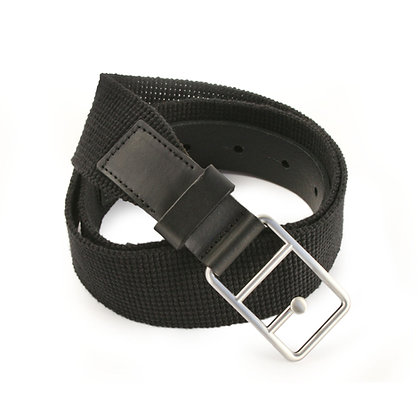 Selina Leather Belt Black