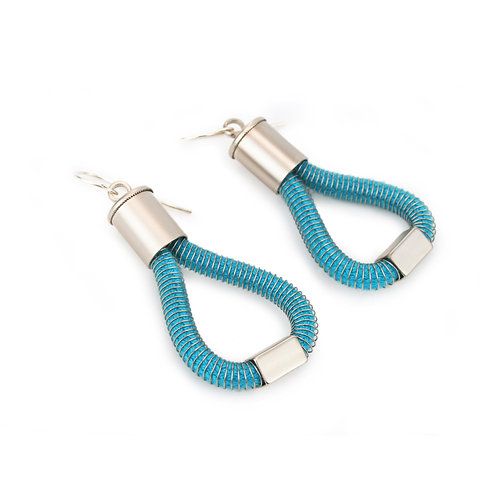 Molly Earrings Turquoise