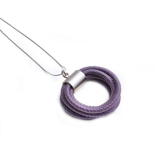 Orly Pendant Purple