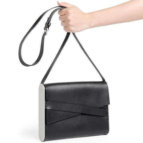 Shira Cross-Body Bag Black