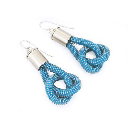 Anna Earrings Turquoise
