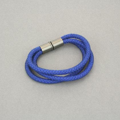 Rose Bracelet Navy