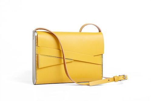 Shira Cross-Body Bag Yellow