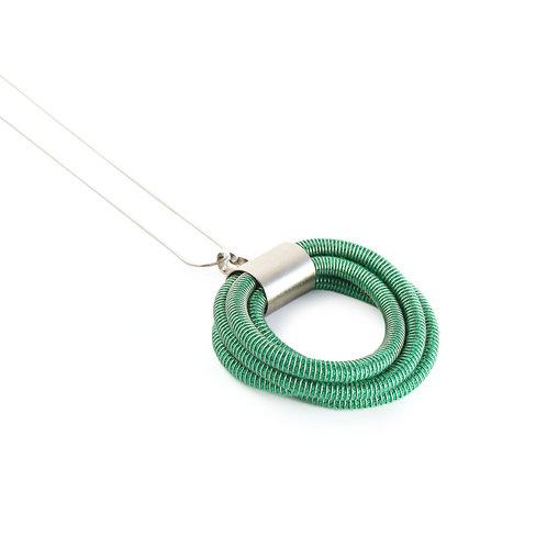 Orly Pendant Green