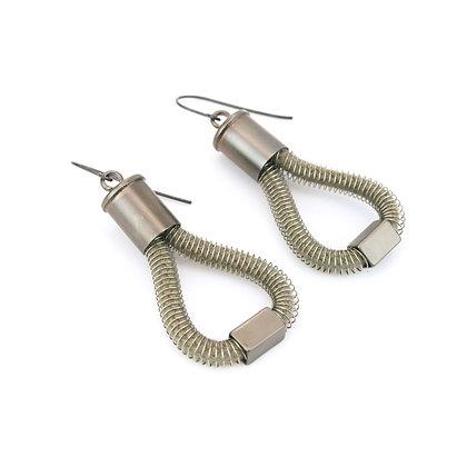 Molly Earrings Sage