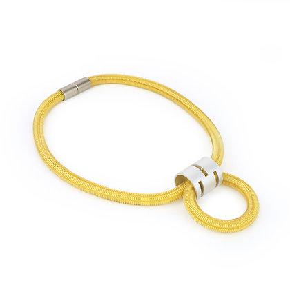 Aurora Necklace Yellow