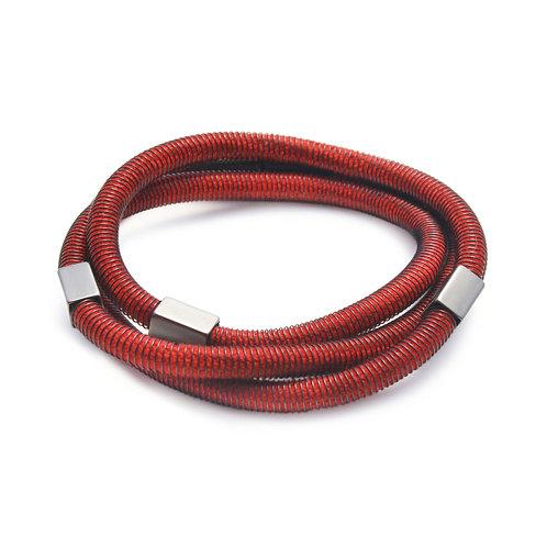 Molly Bracelet Red Dark