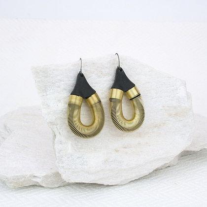 Charlotte Earrings Gold
