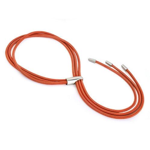 Gabreilla Necklace Red