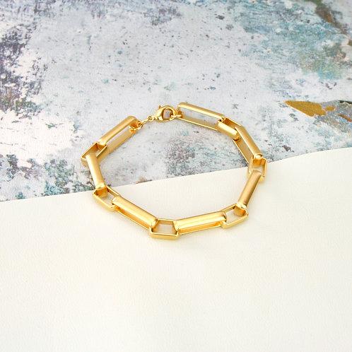 Fox Bracelet Gold