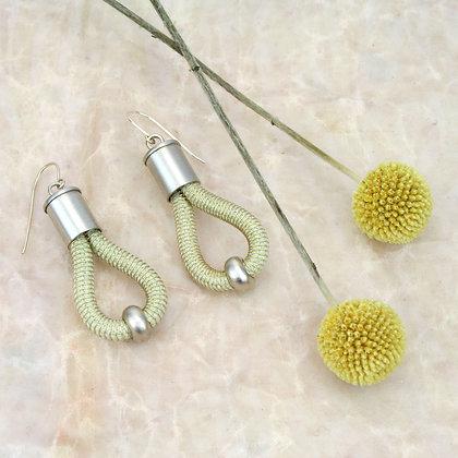 Polly Earrings Ivory