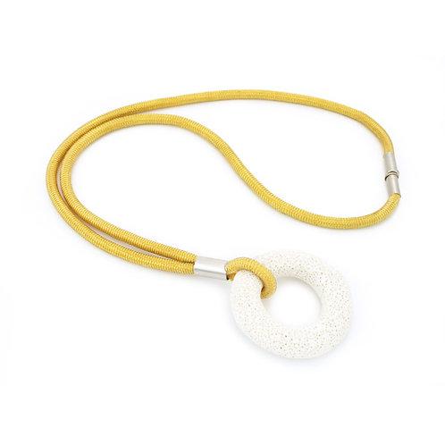 Addison Necklace Yellow