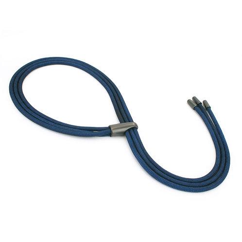 Gabriella Necklace Blue Dark