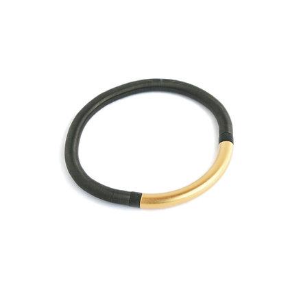 Grace Bracelet Gold & Black