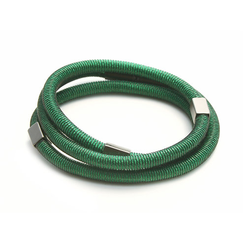 Molly Bracelet Dark Green