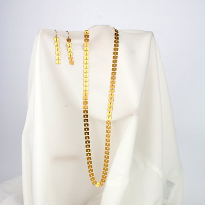 Mabel Necklace Gold