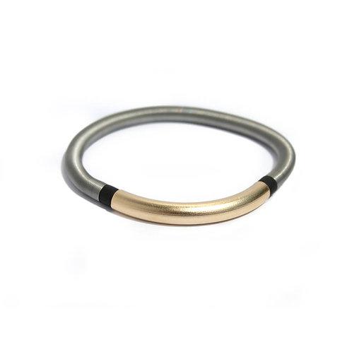 Grace Bracelet Gold & Silver