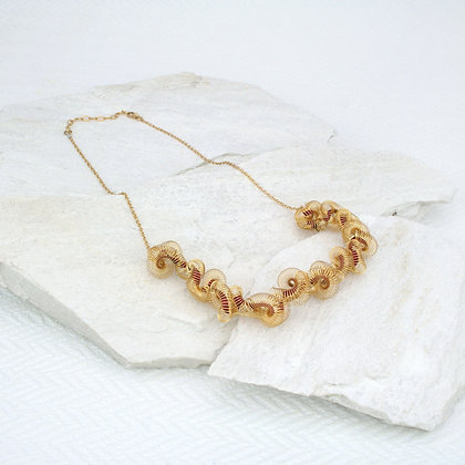 Camilla Necklace Gold